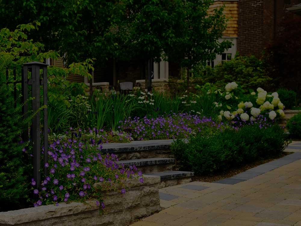 Germantown Commercial Garden Design