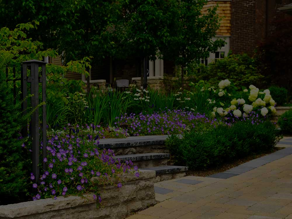 Collierville Commercial Garden Design